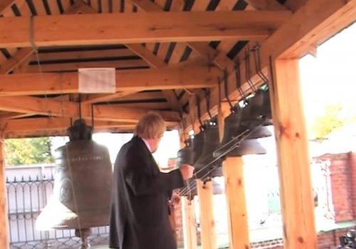 Ярославская школа звонарей (видео)