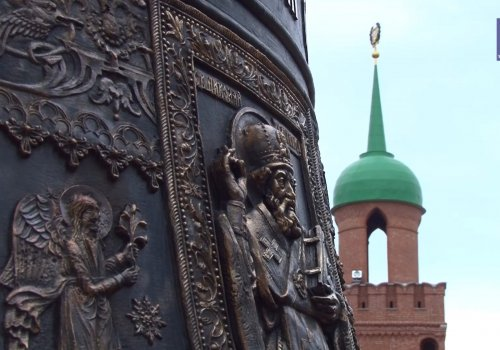 Колокола для Тульского Кремля (видео)